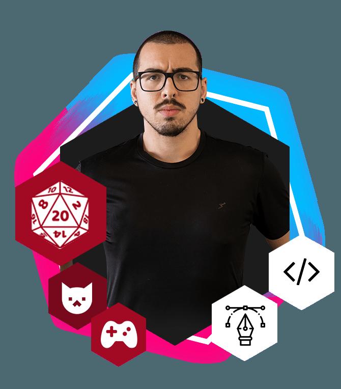 Equipe Nicholas Criação e Programação